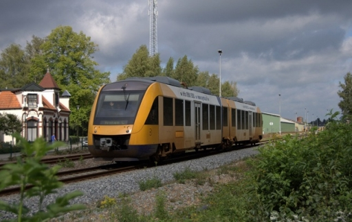 Syntus iPhone trein Winterswijk