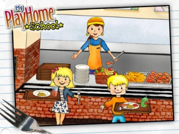 My PlayHome School iPhone iPad