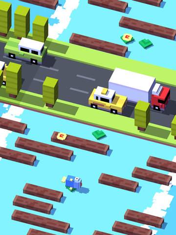 Crossy Road iPad iPhone