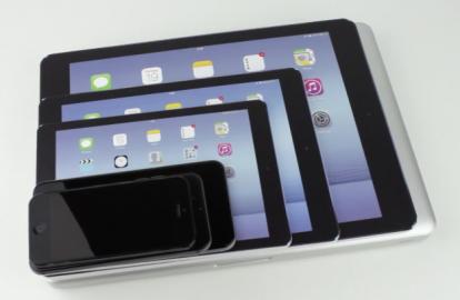 iPad Air Plus video vergelijking