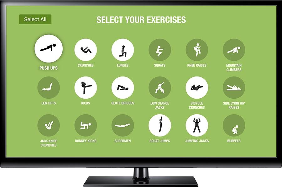 Streaks workout-app