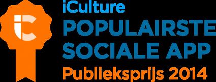 Populairste sociale app (publiek)