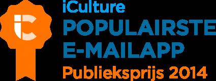 Populairste e-mailapp (publiek)