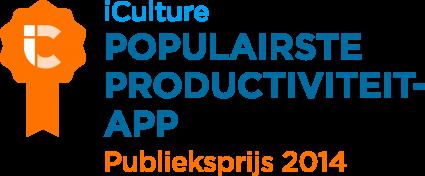 Populairste productiviteit-app (publiek)