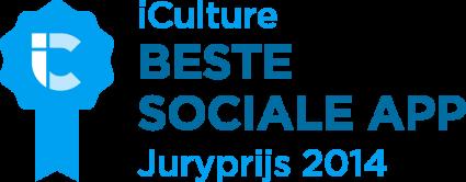 Beste sociale app (jury)