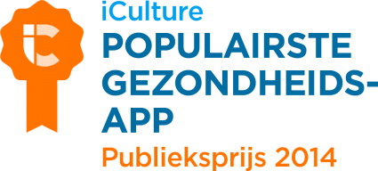 Populairste gezondheids-app (publiek)