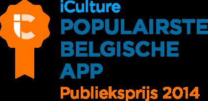 Populairste belgische app (publiek)