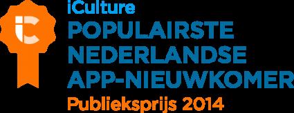 Populairste Nederlandse app-nieuwkomer (publiek)