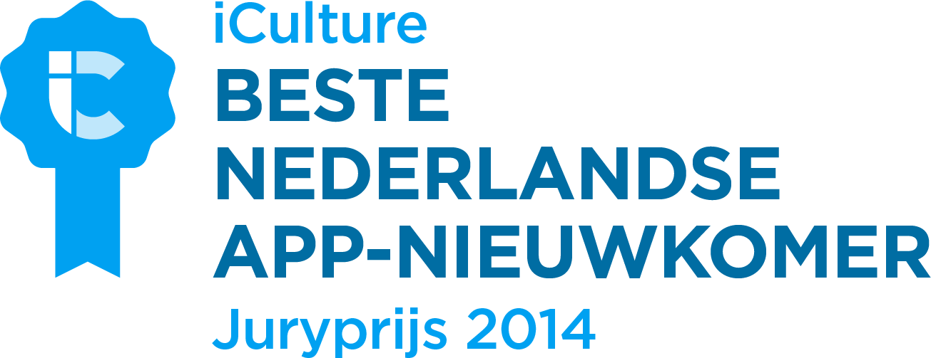 Beste Nederlandse app-nieuwkomer (jury)