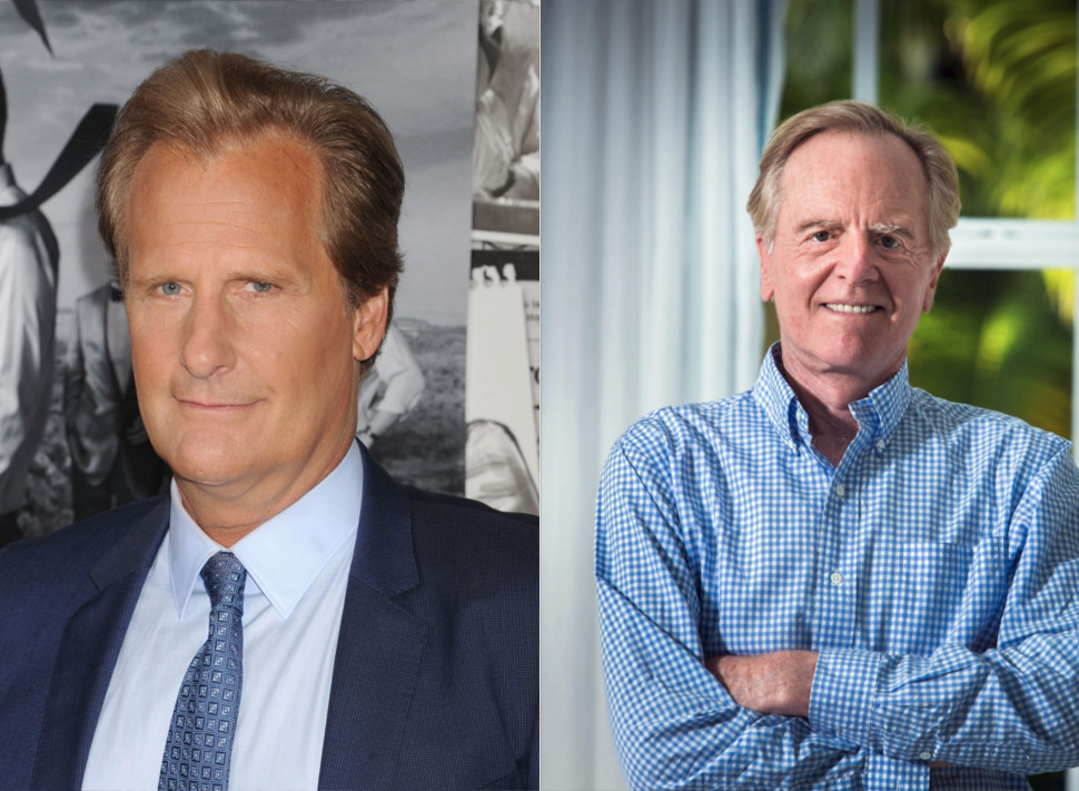 Jeff Daniels John Sculley