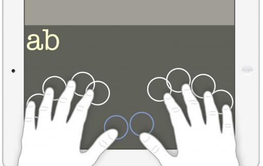 ibrailler-toetsenbord