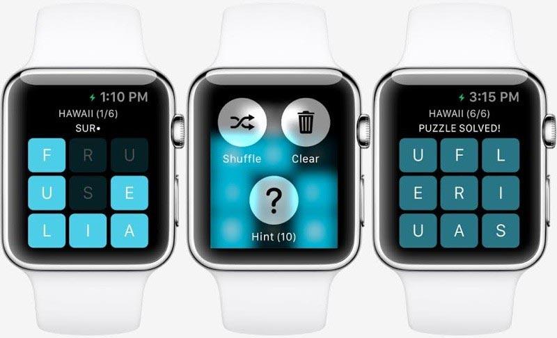 letterpad apple watch