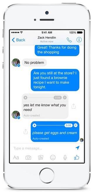 spraak-naar-tekst-facebook-messenger