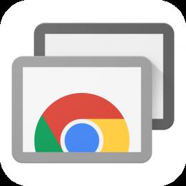 Chrome Remote Desktop icoontje