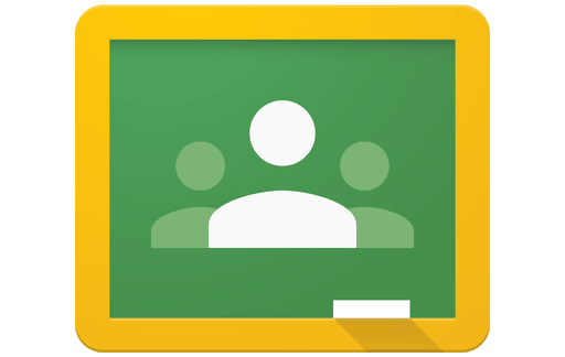 google-classroom-icoon-groot