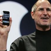 Steve Jobs wilde een terugknop op de eerste iPhone