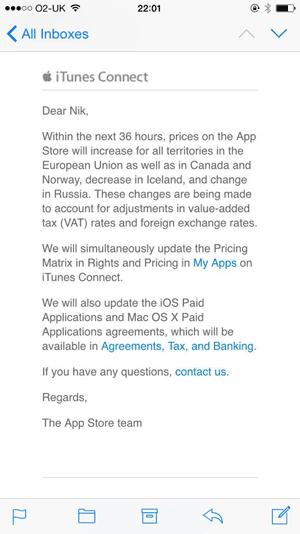 prijsverhoging-app-store