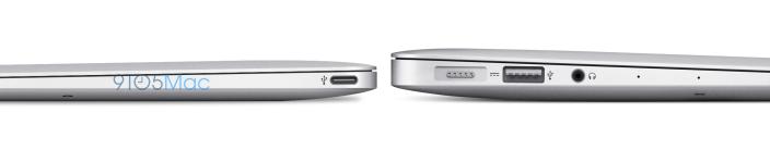 MacBook Air 12 inch dun