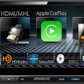 Kenwood met CarPlay-ondersteuning