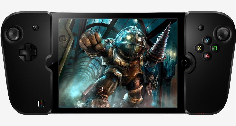Gamevice iPad BioShock