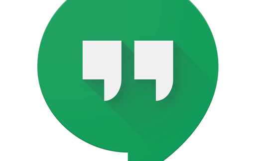 Hangouts iPhone app