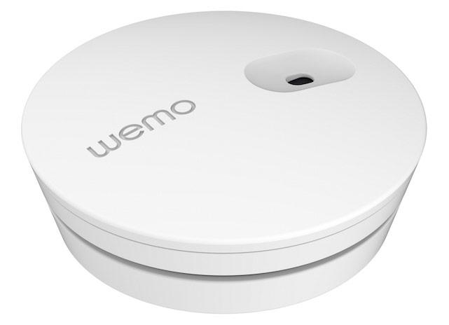 WeMo Alarm Sensor