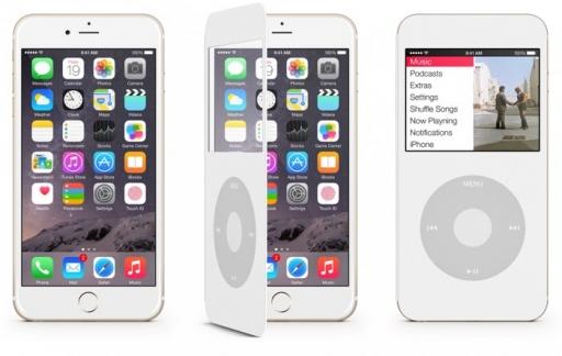 ipod cover voor iphone