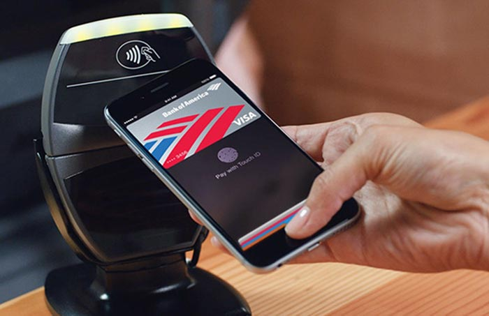 Apple-Pay-betaling