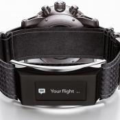 Montblanc maakt traditionele horloges geschikt voor apps