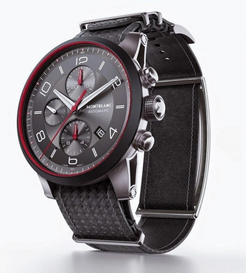 Montblanc-Timewalker-urban-speed-e-strap-horloge