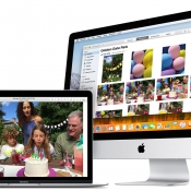 Bekijk je gemaakte foto's op een kaart in Foto's voor de Mac