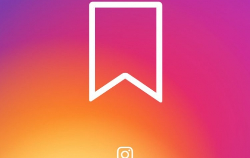 Instagram foto's opslaan