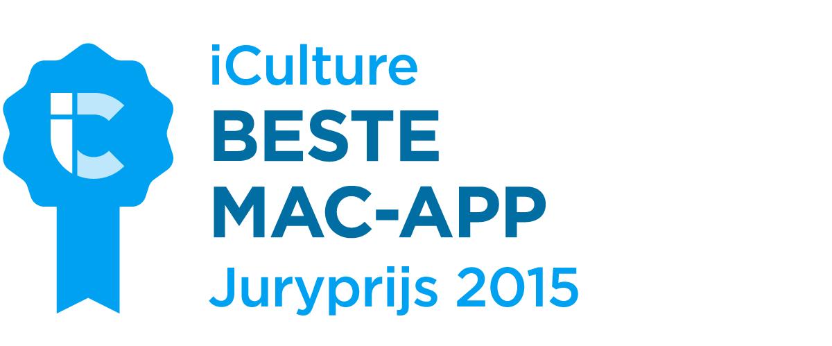 iCulture Awards Beste Mac App 2015