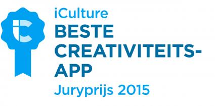 iCulture Awards Beste Creativiteitsapp 2015