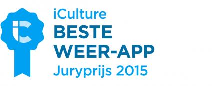 iCulture Awards Beste Weer App 2015