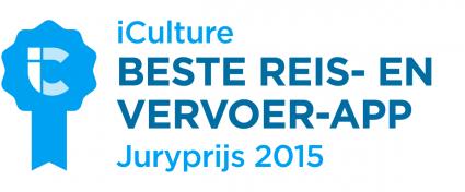iCulture Awards Beste Reis- en Vervoer App 2015