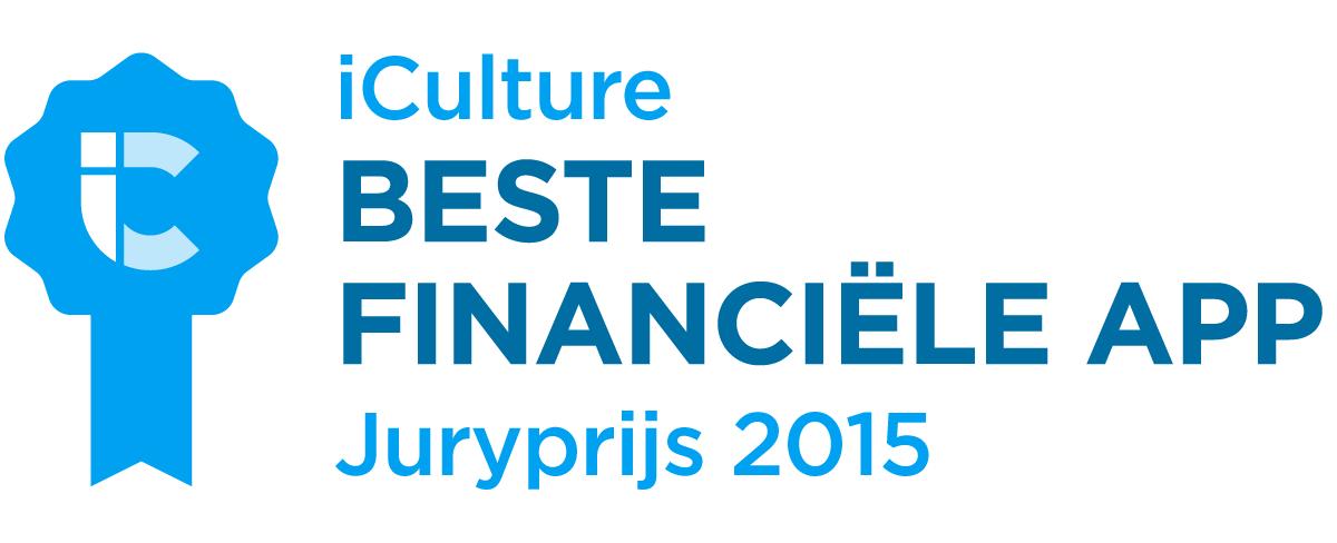 iCulture Awards Beste Financiële App 2015