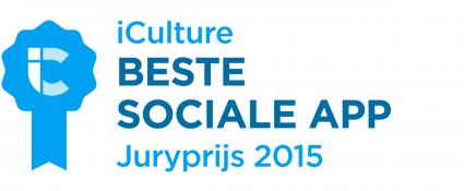 iCulture Awards Beste Sociale App 2015