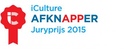 iCulture Awards Afknapper van het Jaar 2015