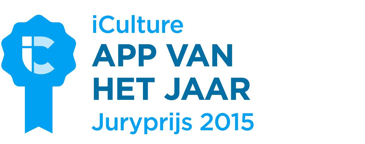 iCulture Awards App van het Jaar 2015