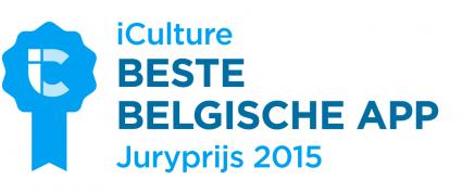 iCulture Awards Beste Belgische App 2015