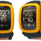 Swatch brengt volleybal-horloge met app uit