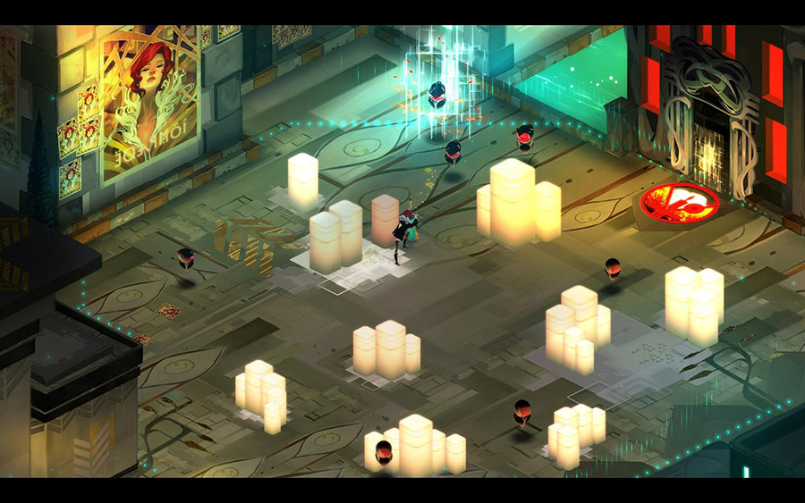 transistor-game