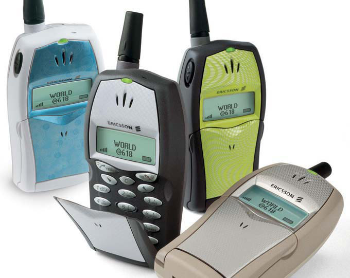 ericsson-telefoons