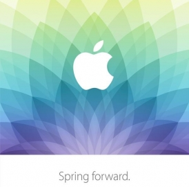 Apple Watch uitnodiging