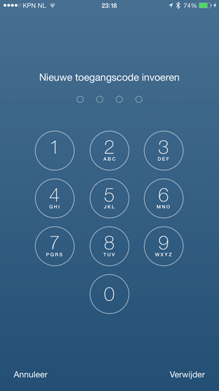 how to put pictures on passcode numbers