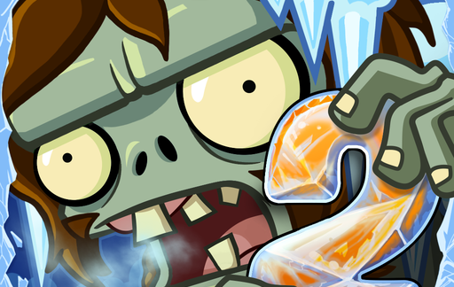 Plants vs Zombies 2 icon Frost