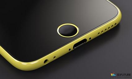 iPhone_6C_geel