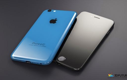 iPhone_6C_blauw_voorkant