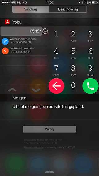 yobu-widget